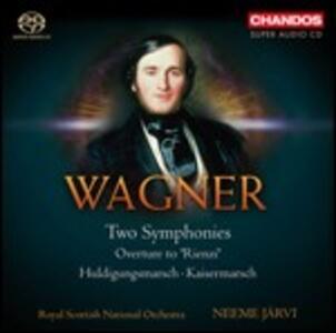 Trascrizioni per orchestra vol.5 - SuperAudio CD ibrido di Richard Wagner,Neeme Järvi,Royal Scottish National Orchestra