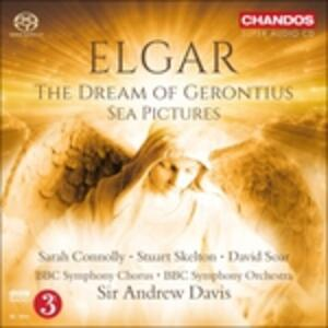 Dream of Gerontius - SuperAudio CD di Edward Elgar