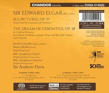 Dream of Gerontius - SuperAudio CD di Edward Elgar - 2