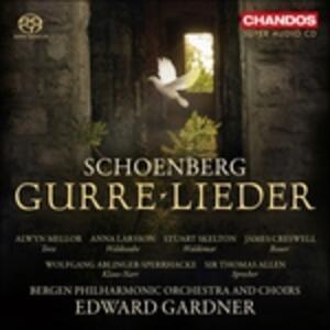 Gurre - SuperAudio CD di Arnold Schönberg