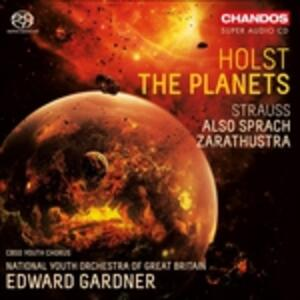 I Pianeti - SuperAudio CD ibrido di Gustav Holst
