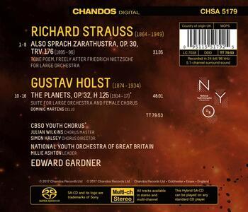 I Pianeti - SuperAudio CD ibrido di Gustav Holst - 2