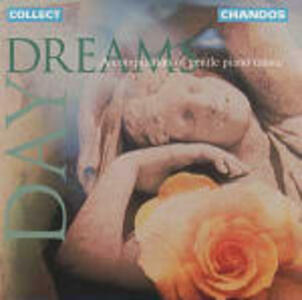 Daydreams. A Compilation of Gentle Piano Music - CD Audio