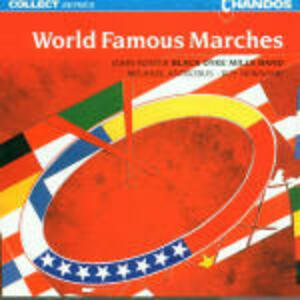 World Famous Marches - CD Audio di John Foster Black Dyke Mills Band