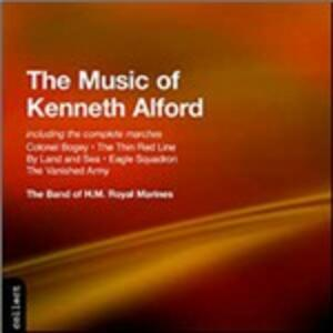 La musica di Kenneth Alford - CD Audio di Kenneth Alford
