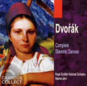 Danze slave complete - CD Audio di Antonin Dvorak