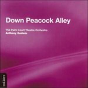 Down Peacock Alley - CD Audio