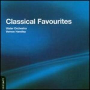 Classical Favourites - CD Audio