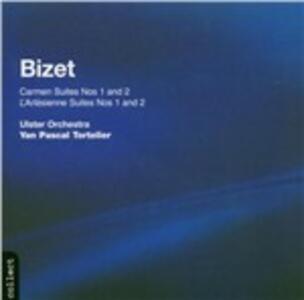 Carmen Suites n.1, n.2 - CD Audio di Georges Bizet