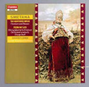 La sposa venduta. Ouverture e Danze - CD Audio di Bedrich Smetana,London Symphony Orchestra,Geoffrey Simon