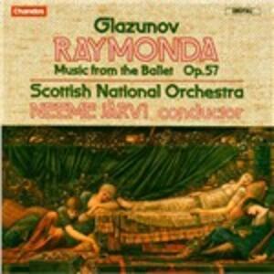 Raymonda - CD Audio di Alexander Kostantinovich Glazunov