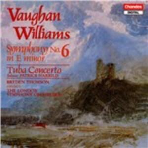 Sinfonia n.6 - CD Audio di Ralph Vaughan Williams