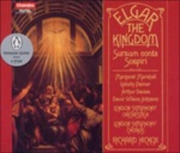 The Kingdom op.51 - Sursum Corda - Sospiri - CD Audio di Edward Elgar