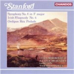 Sinfonia n.4 - CD Audio di Sir Charles Villiers Stanford