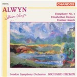 Sinfonia n.4 - CD Audio di William Alwyn