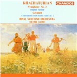 Sinfonia n.2 - CD Audio di Aram Khachaturian