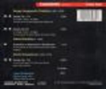 Sonate per violino - CD Audio di Sergej Sergeevic Prokofiev - 2