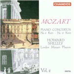 Concerti per pianoforte vol.2 - CD Audio di Wolfgang Amadeus Mozart
