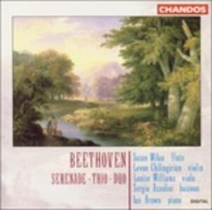 Serenata op.25 - CD Audio di Ludwig van Beethoven