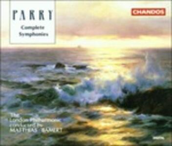 Sinfonie - CD Audio di Charles Hubert Parry