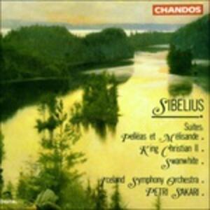Suites - CD Audio di Jean Sibelius