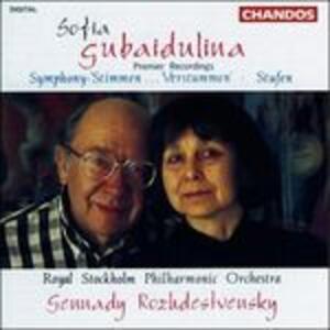 Sinfonia in 12 movimenti - CD Audio di Sofia Gubaidulina