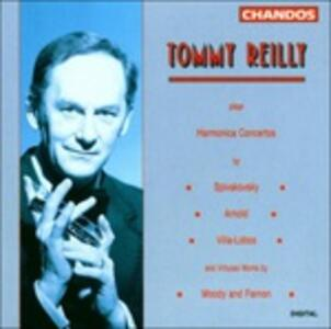Concerti - CD Audio di Tommy Reilly