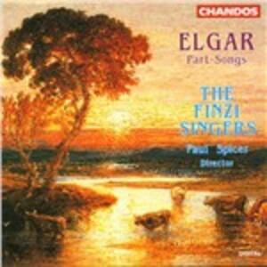 Opere corali - CD Audio di Edward Elgar