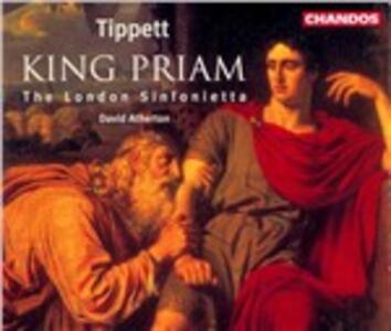 King Priam - CD Audio di Sir Michael Tippett