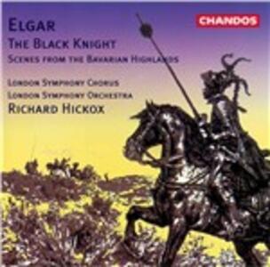 The Black Knight - CD Audio di Edward Elgar