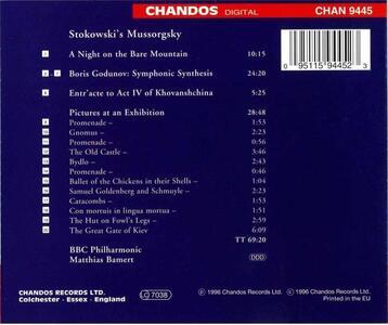 Arrangiamenti orchestrali - CD Audio di Modest Petrovich Mussorgsky - 2