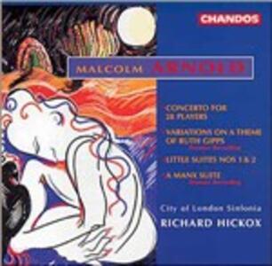 Little Suites n.1, n.2, n.3 - CD Audio di Malcolm Arnold