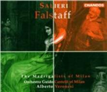 Falstaff - CD Audio di Antonio Salieri