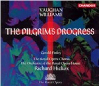 The Pilgrims Progress - CD Audio di Ralph Vaughan Williams