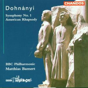 Sinfonia n.1 - American Rhapsody - CD Audio di Christoph von Dohnanyi