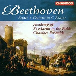 Sestetto - Quintetto in do - CD Audio di Ludwig van Beethoven
