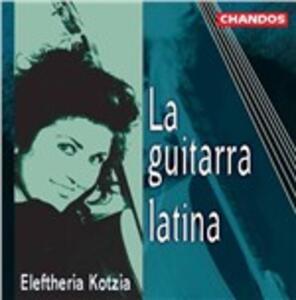 La guitarra latina - CD Audio