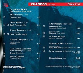 La guitarra latina - CD Audio - 2