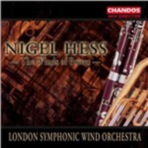 The Winds of Power - CD Audio di Nigel Hess