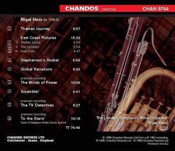 The Winds of Power - CD Audio di Nigel Hess - 2