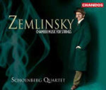 Musica da camera per archi - CD Audio di Alexander Von Zemlinsky