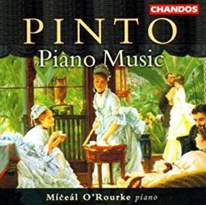 Opere per pianoforte - CD Audio di George Frederick Pinto