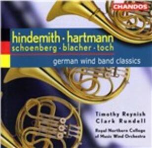 Classici tedeschi per banda - CD Audio