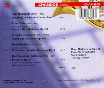 Classici tedeschi per banda - CD Audio - 2