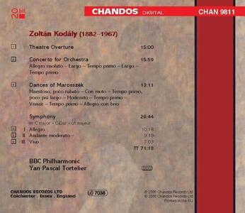 Concerto - CD Audio di Zoltan Kodaly - 2