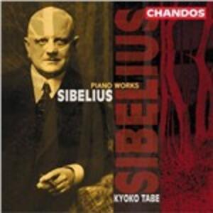 Musica per pianoforte - CD Audio di Jean Sibelius