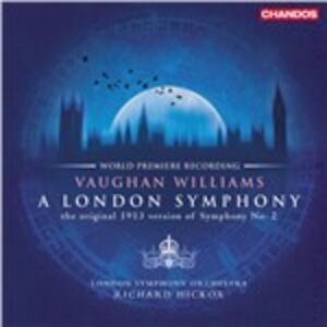 A London Symphony - Vinile LP di Ralph Vaughan Williams