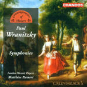 Sinfonie op.31, op.36, op.11 - CD Audio di Paul Wranitzky