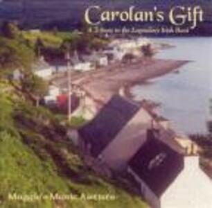 Carolan's Gift - CD Audio