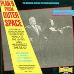 Cover CD Colonna sonora Plan 9 From Outer Space